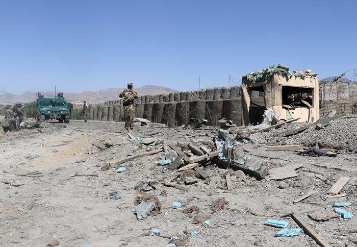 Suicide Bombs Are Killing More and More Afghan Civilians: UN