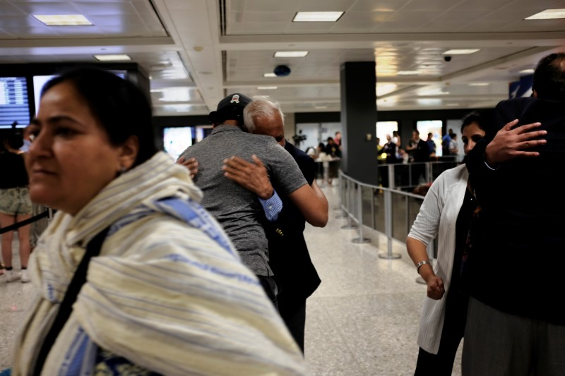 US State Department Concedes, Grandparents From Travel Banned Countries Allowed