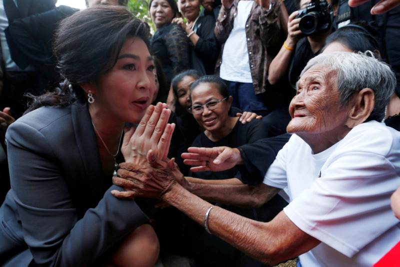 Yingluck Trial Fails to Sway Party Supporters in Northeast Thailand