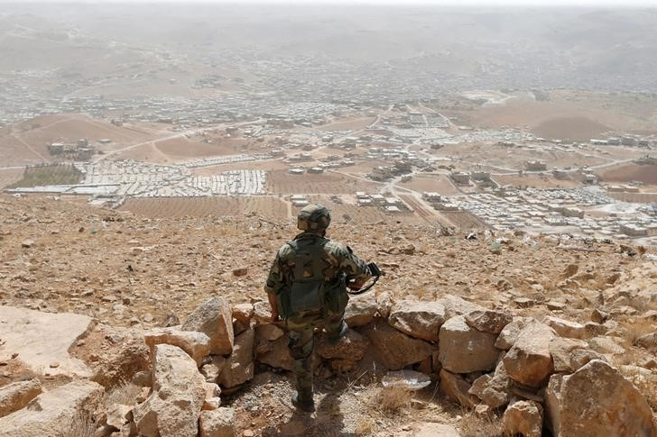 Lebanese PM Says Army To Attack Militants At Syrian Border