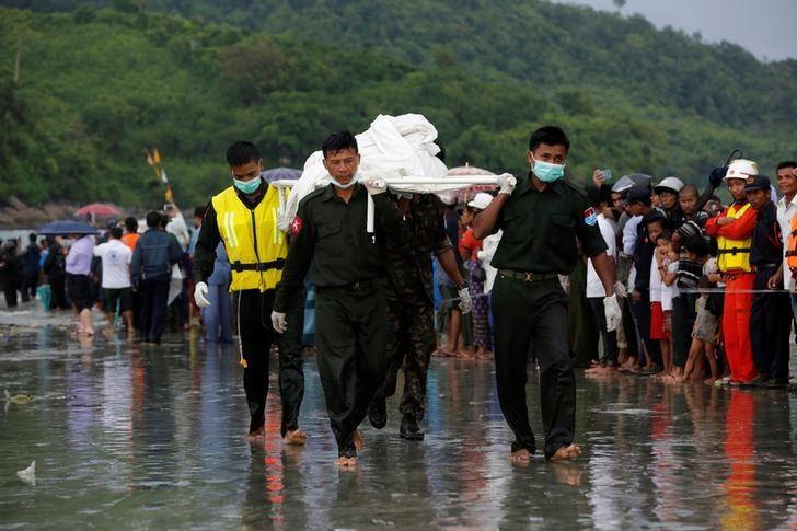 Investigators Conclude Bad Weather Behind Myanmar Army Plane Crash