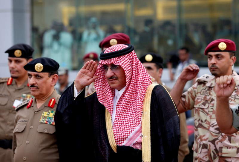 Saudi Arabia Detains Two Senior Royals, Including King's Brother: Sources