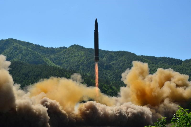 US and Russia Spar at the UN Over Whether North Korea Fired an ICBM