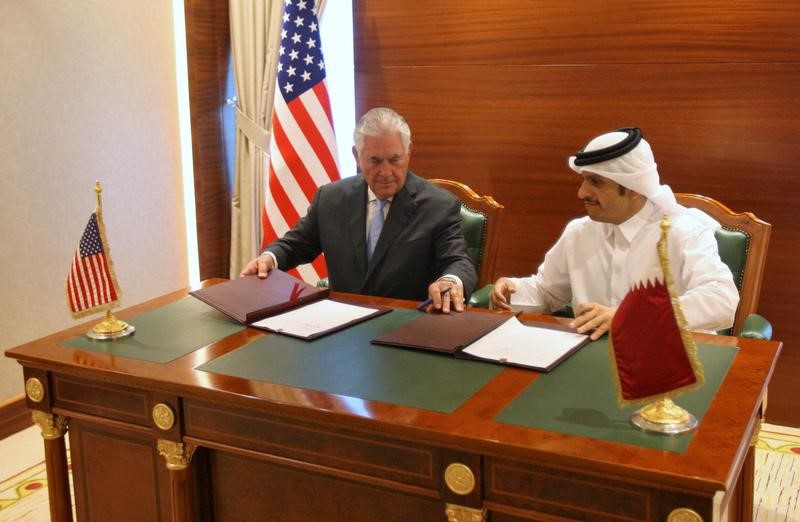 US to Post Officials in Qatari Government as Part of Diplomatic Accord