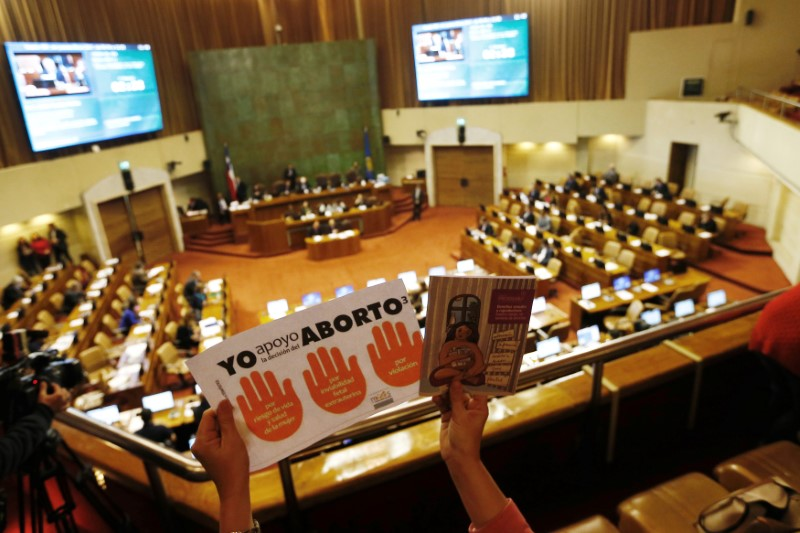 Chile's Bid to Ease Abortion Ban Hits Roadblock