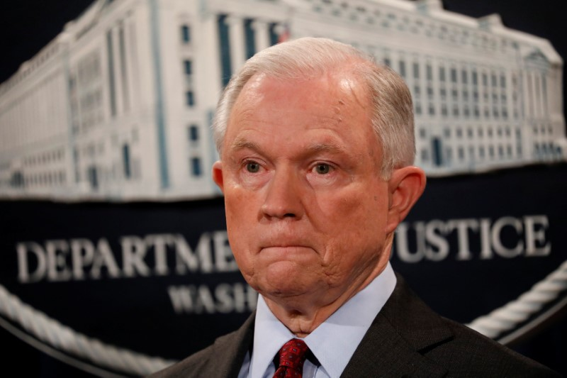 Russian Envoy Overheard Confirming Campaign Discussion with Sessions