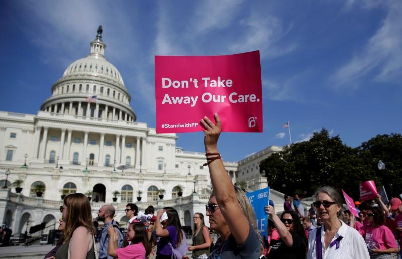 US Senate Blocks Provisions in Republican Healthcare Bill