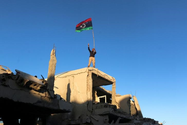 Hundreds of ISIS Corpses Lay Stranded in Libya Awaiting Repatriation