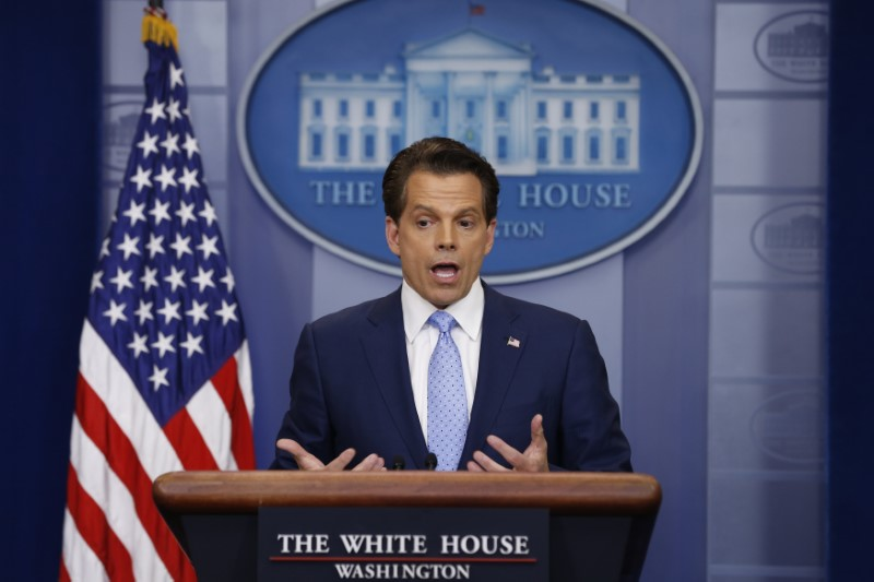 New Trump Communications Director Vows to Crack Down on Leaks
