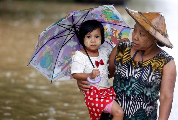 Two Dead, Thousands Displaced in Myanmar Floods