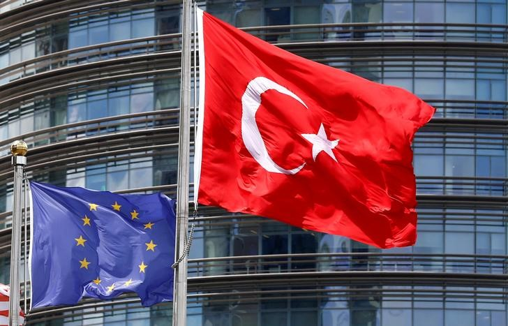 EU Tells Turkey that Respecting Human Rights Is 'Imperative' to Join Bloc