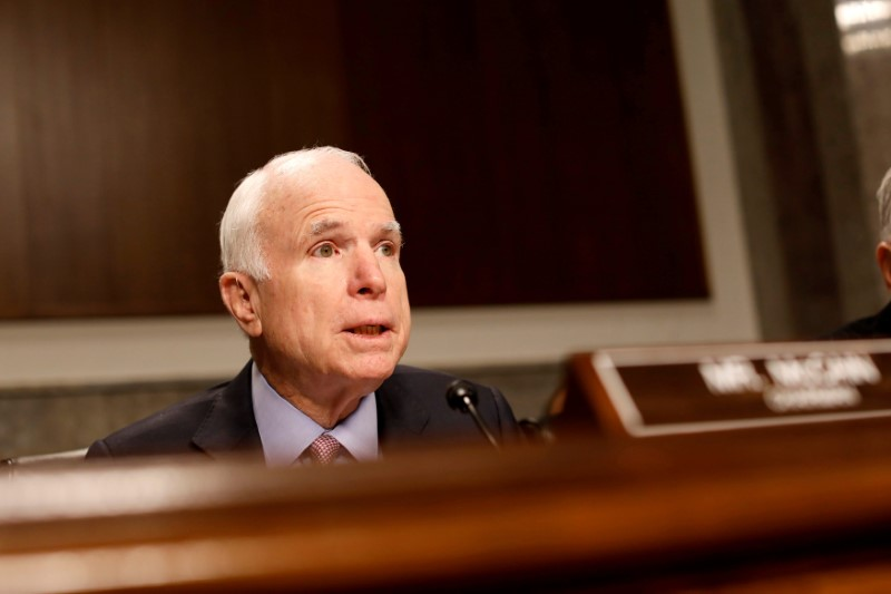 US Senate Makes Progress on Obamacare Repeal With McCain's Help