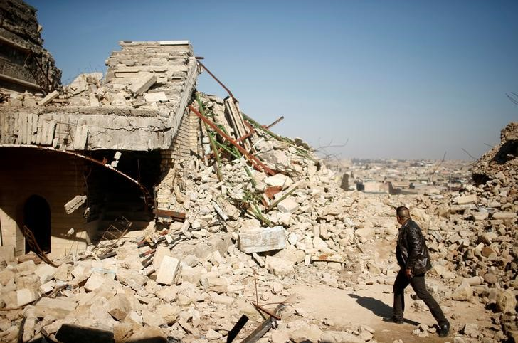 After Islamic State, Mosul Pieces Together a City and a Society