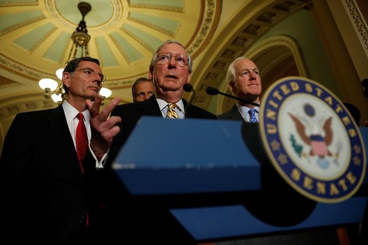 US Senate Gears Up For 'Skinny' Obamacare Repeal