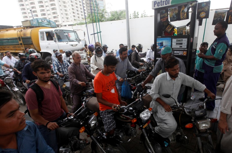As Pakistan's Fuel Tanker Owners End Protest, Panic Buying Stops
