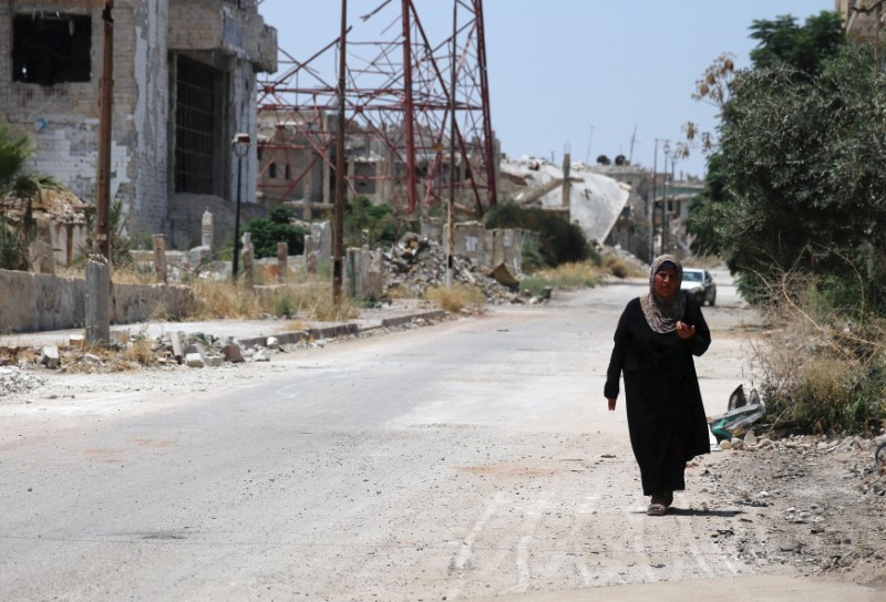 Group of Nations Urge UN Security Council to Ensure Aid to Syria