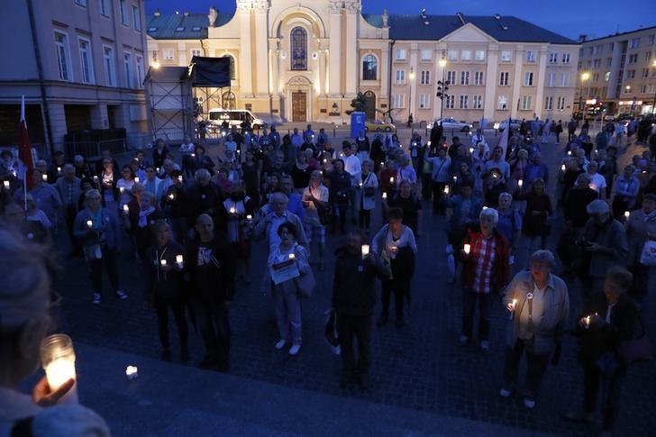 EU Pushes Back Against Poland's Judiciary Reforms