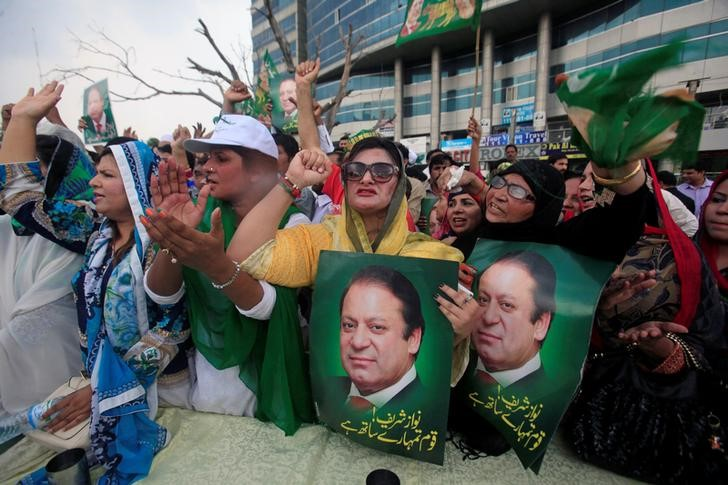 Ousted Pakistani PM Sharif Prepares for Brother to Take Charge