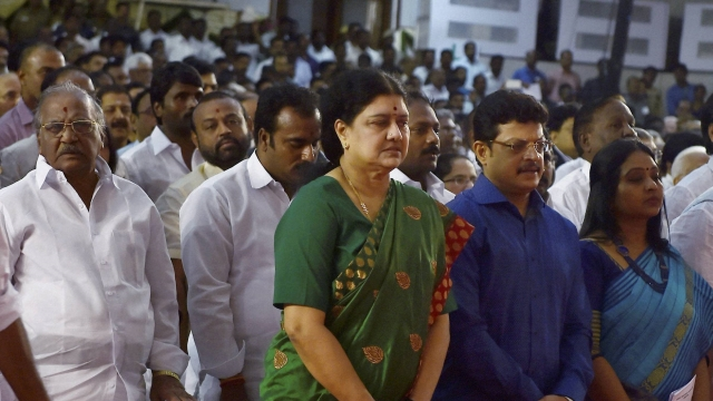 Official Who Alleged Preferential Treatment to Sasikala in Jail Transferred