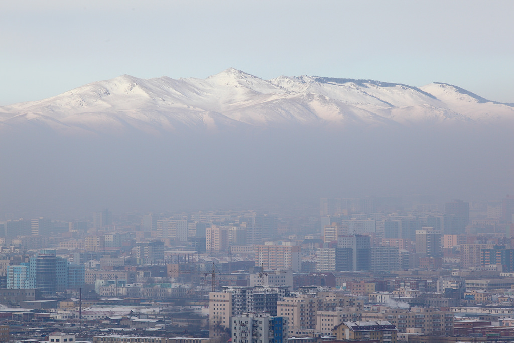 Thanks to Climate Change, Mongolia Now Has a Smog Problem