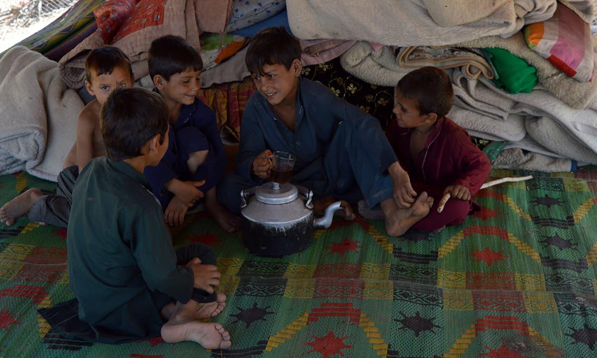 Pakistan's Khyber Pakhtunkhwa and FATA's Citizens of Nowhere
