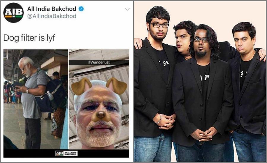 After Snapchat-Modi Meme, AIB Faces Obscenity, Criminal Defamation Case