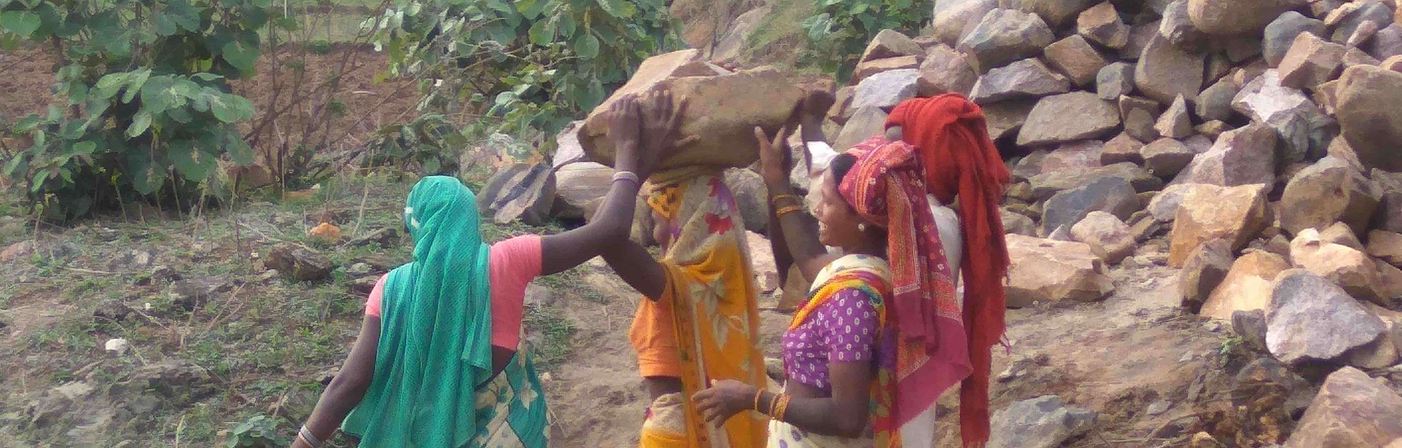 NREGA Workers Have To Walk Miles, Spend Hours To Access Wages, Finds Study