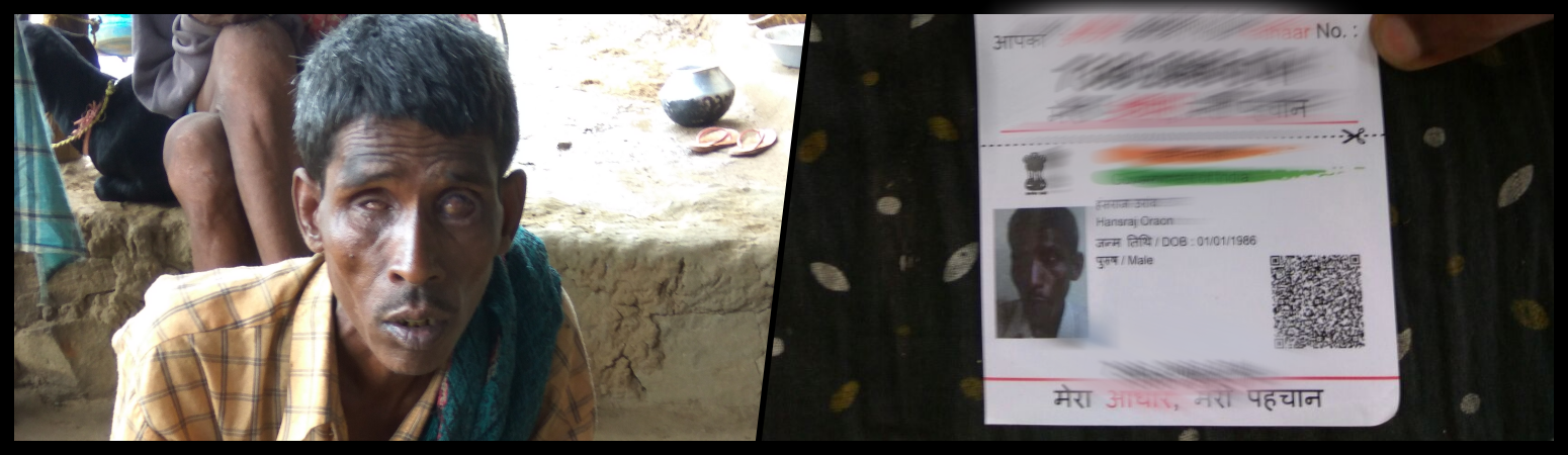In Rural Jharkhand, Aadhaar Link to Welfare Schemes is Excluding the Most Needy