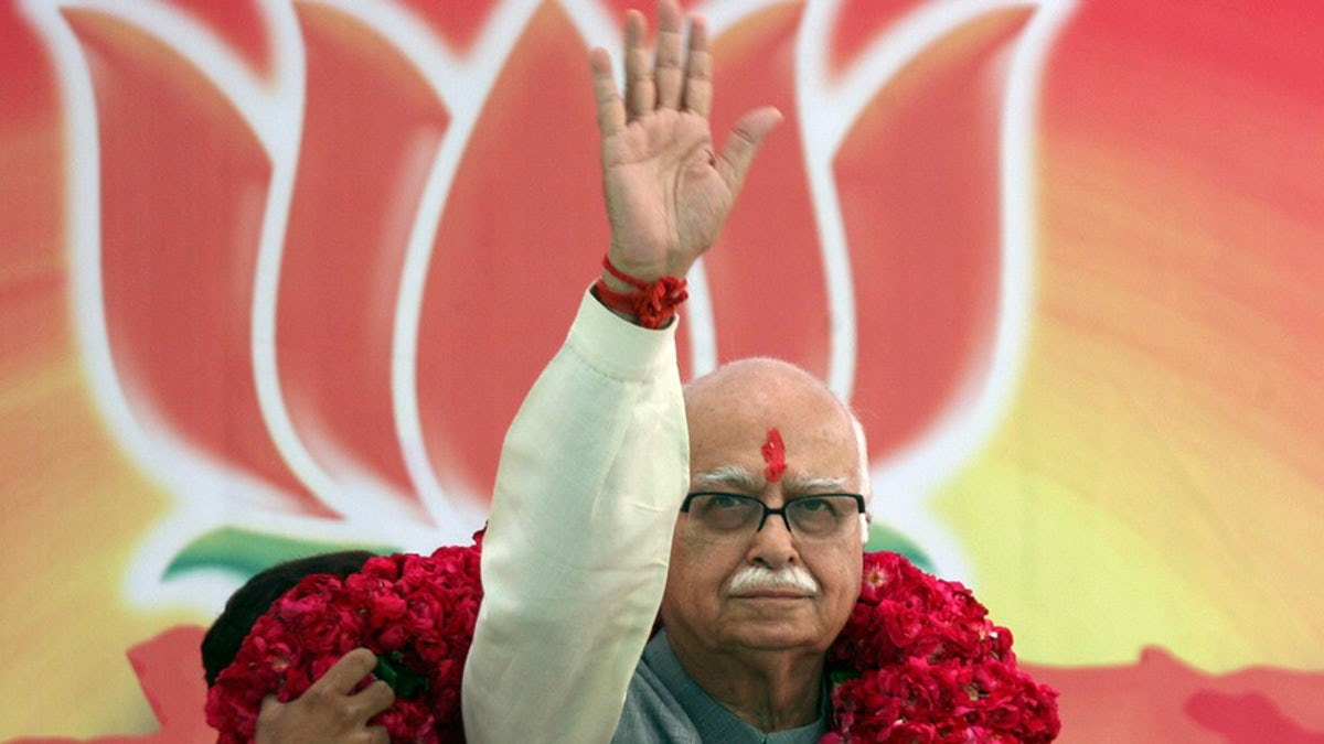 In Advani's Blog Post about Modi's BJP, Echoes of His Writings on Indira