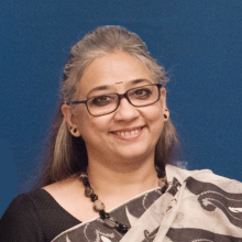 Alka Acharya. Credit: Institute of Chinese Studies
