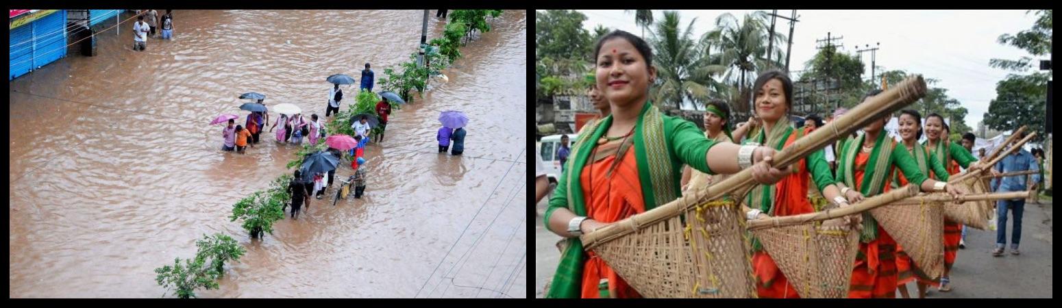 Assam Needs Flood Prevention and Rehabilitation, Not 'Namami Brahmaputra' Extravaganzas