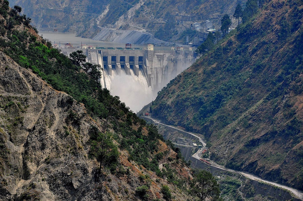 Hydropower Projects in Jammu and Kashmir Fast-Tracked by India
