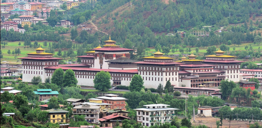 In the Tri-Junction Entanglement, What Does Bhutan Want?