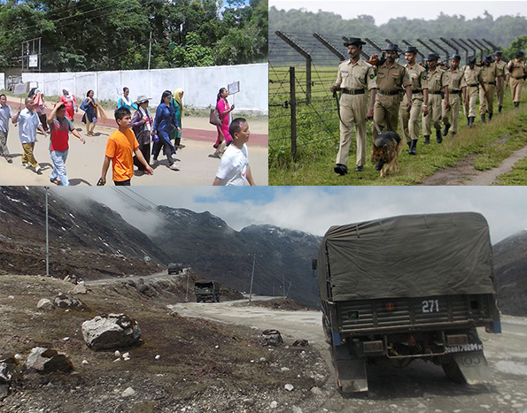 NE Dispatch: BSF Personnel Accused of Rape; Workers in Assam on Strike; BRO to Build Tunnels in Tawang