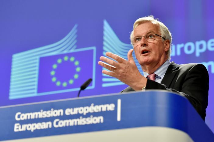 Brexit Bargaining Set to Begin: 'Hard Work Starts Now'