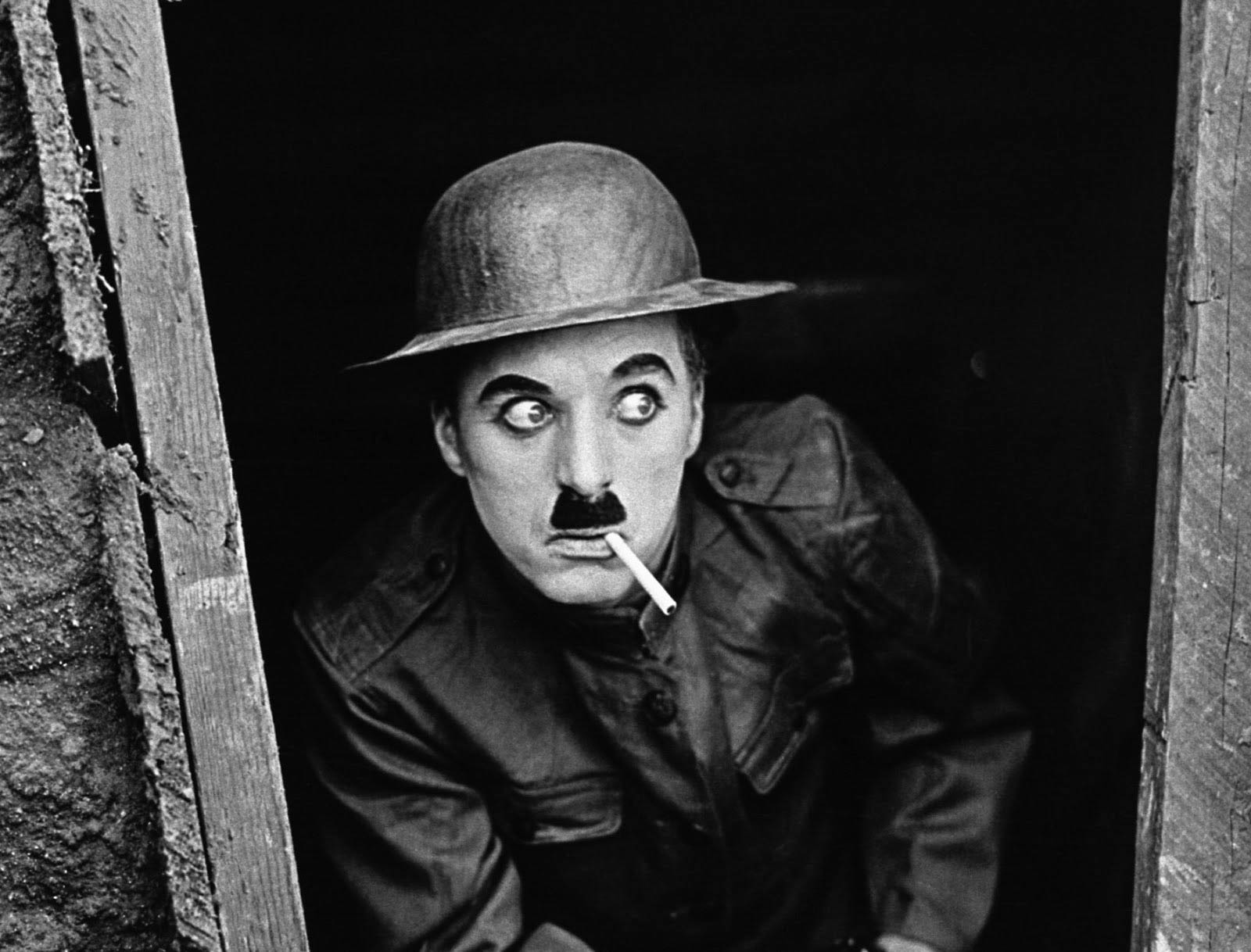The Political Life and Cinema of Comrade Charlie Chaplin