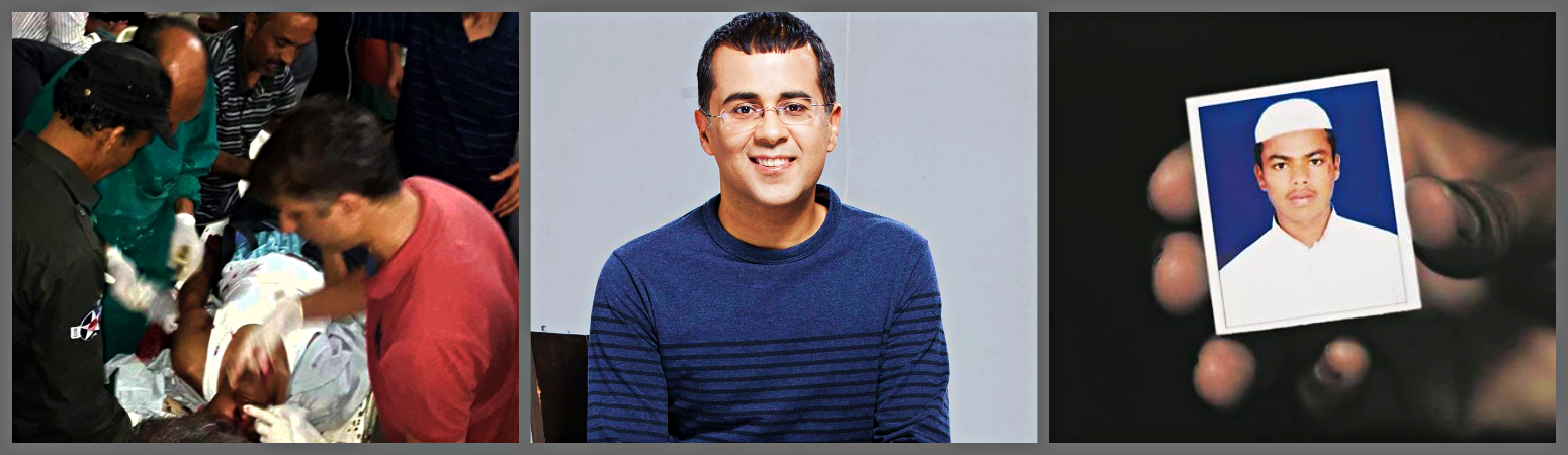 Amarnath and Junaid: The 3 Mistakes in Chetan Bhagat's Thinking