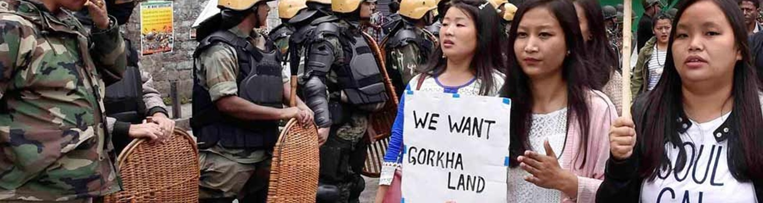 A People's Account of the Ongoing Struggle for Gorkhaland