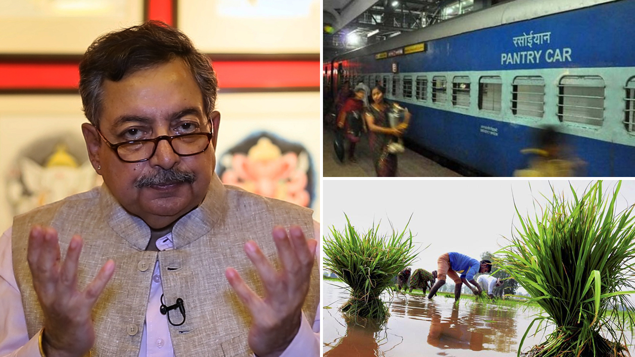 'Jan Gan Man Ki Baat' Episode 89: CAG Report on Indian Railways and No Relief for Farmers