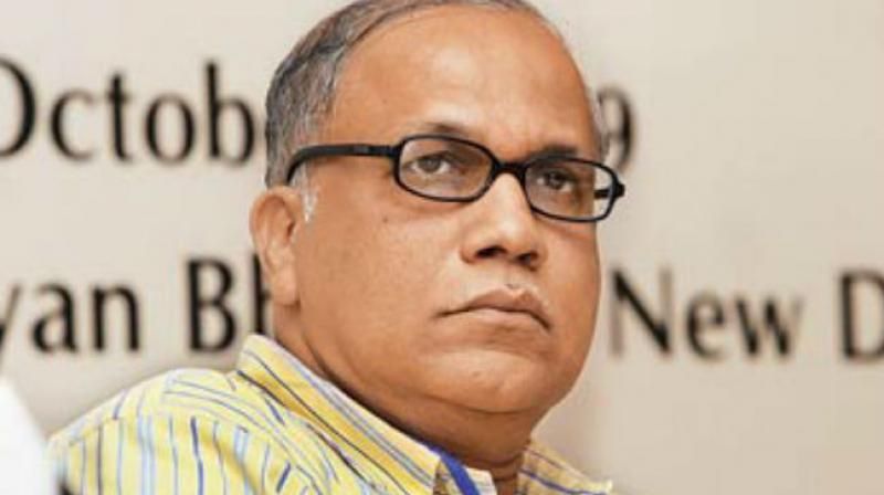 Former Goa chief minister Digambar Kamat Photo PTI