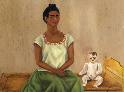 The Time Machine: Frida Kahlo and Her Imaginary Friend