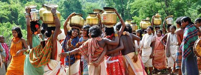 What a Niyamgiri Wedding Looks Like