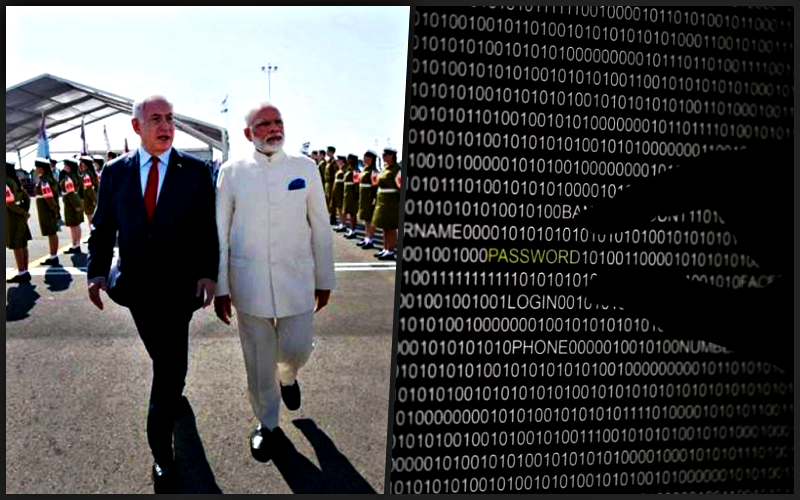 The Indo-Israel cyber security relationship must be built on two fronts – strengthening cooperation between the respective governments and establishing platforms for incubating startups. Credit: PTI/Reuters