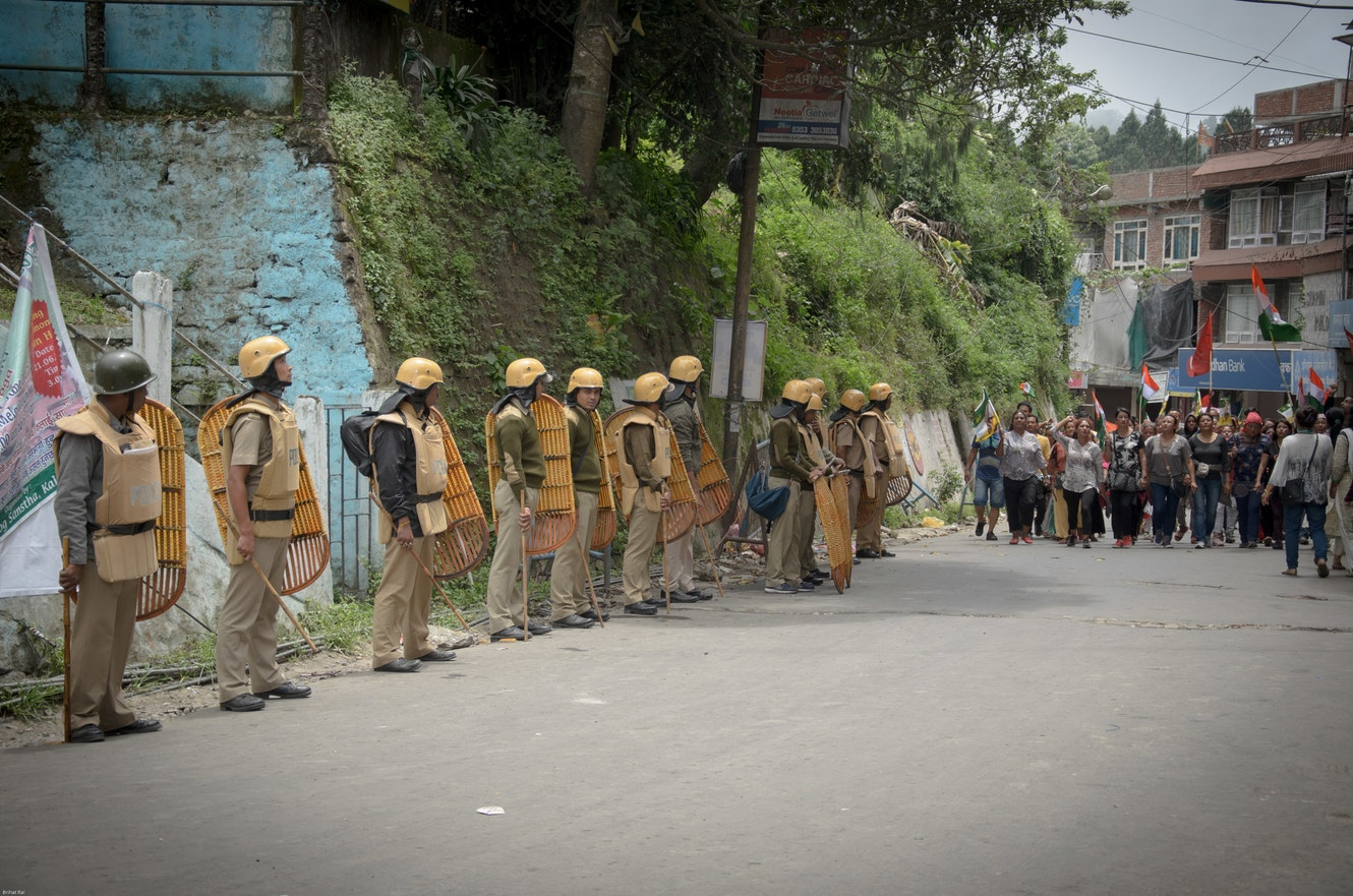 Photo Feature: The Struggle for Gorkhaland in Kalimpong