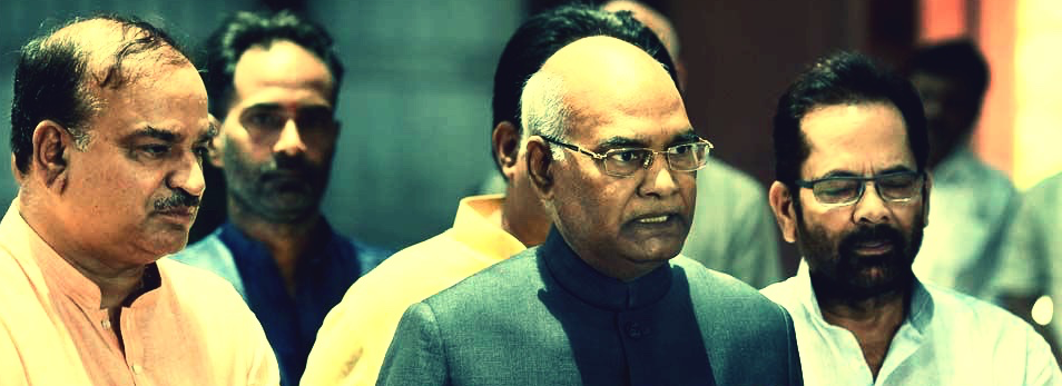 With More Than 65% of Votes, Ram Nath Kovind Elected India's President