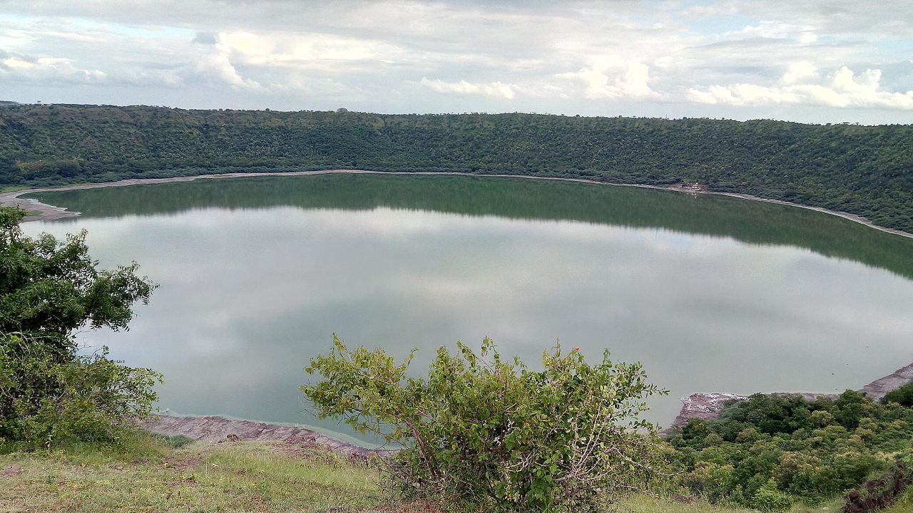 The Extraterrestrial Spell Of Maharashtra's Lonar Crater
