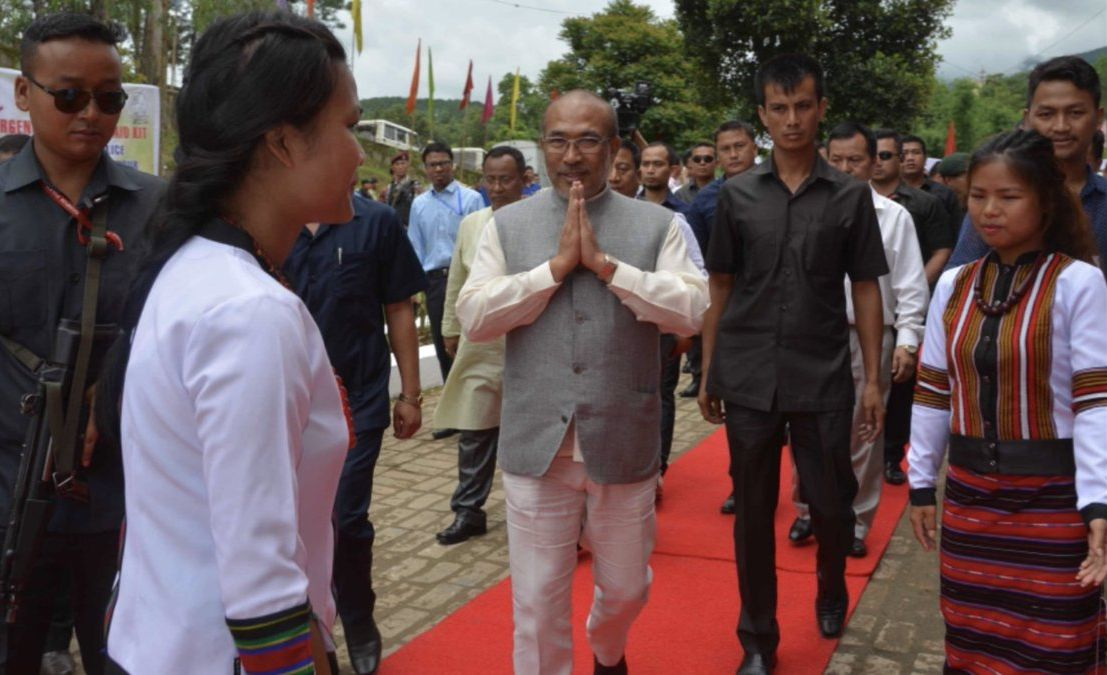 NE Dispatch: First-Ever Manipur Cabinet Meet Outside Imphal; Congress Grabs Power in Garo Council