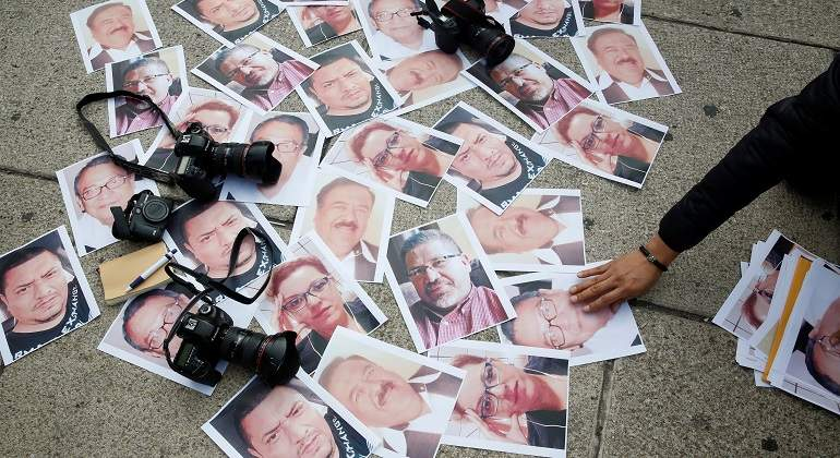 Rights activists say the Mexican journalists targeted were investigating links between criminal syndicates, local politicians and law enforcement authorities. Credit: Reuters