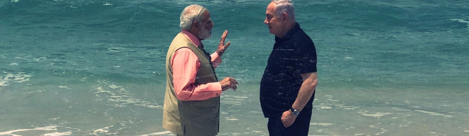 Modi Was Ill-Advised to Visit Israel. Worse, to Make It a Love Fest