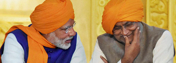 From Friend to Foe to Friend Again, the Modi-Nitish Bond Is a Suspension of Political Morality